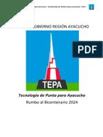 Tecnologia de Punta Para Ayacucho