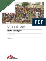 MSF Emergency Gap North East Nigeria Case Study April 2017