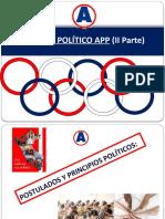 Ideario Político App II Parte