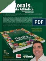 Livro FLORAIS DA MATA ATLÂNTICA - Peça já o seu - vendas@floraisdamataatlantica.com.br