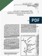 Canziani Arquitectura y Urbanismo Del Periodo Paracas en El Valle de Chincha