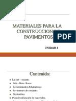 MaterialesparaConstrucciónPavimentos
