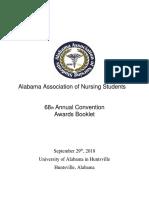 2018 awards booklet