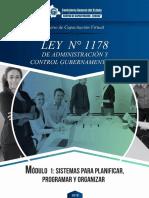 Modulo 1 Ley 1178