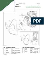 FORD FOCUS 2007-2012 Workshop Manual