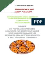 PROYECTO DE CIENCIAS EL AGUAYMANTO