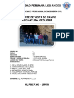 Inf. Geologia