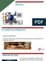 Derecho Comercial i - Sesiones 1,2 y 3