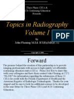 Topics in Radiography Volume Ipdf