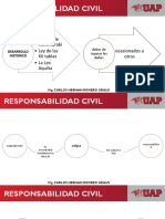 Diapositivas de responsabilidad civil
