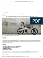 Dia Mundial Sem Carro_ Veja Sete Bicicletas Feitas Por Marcas de... Carro