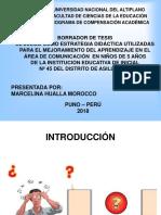 EL JUEGO COMO ESTRATEGIA DIDACTICA_MARCELINA_2018.ppt