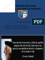 Hernesto Cardenal