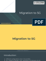 Migration to 5G and Deployment Training and certification by TELCOMA Global