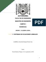 2 Ejercicios Con Matrices_Samantha Georgina Roman Vara_1er Semestre_Maestria en Ing