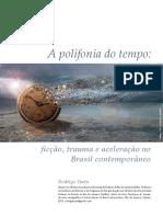 A POLIFONIA DO TEMPO