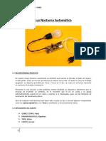 Proyecto Luz Automatica