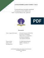 Peta konsep Strategi Pembelajaran di SD Modul 7 dan 8.docx
