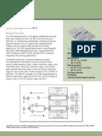 UBX Data Sheet