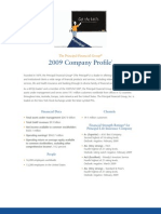 A Sample Company Profile