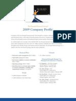 A Sample Company Profile