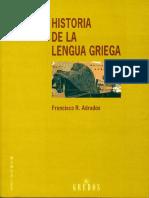 Historia de La Lengua Griega.pdf