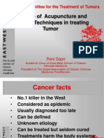 48378776-The-Use-of-Acupuncture-and-Modern-Techniques-in-the-treatment-of-Cancer.ppt
