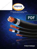 Product-Catalogue Sierra Cable