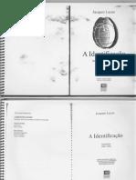 Jacques Lacan - O seminário - Livro 9 - A identificação.pdf