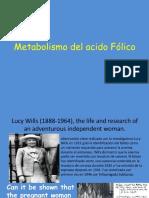 Metabolismo Del Acido