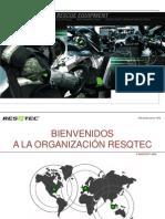 RESQTEC Herramientas Hidráulicas de Rescate