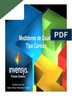 Medidores de Caudal_Coriolis
