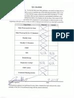 amber mehr- qa checklist