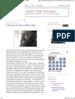 Interview_William_Barry_Hale