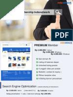 Penawaran Member Premium New 2018