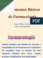 Fundamentos de Farmacologia