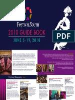 Festival South Brochure