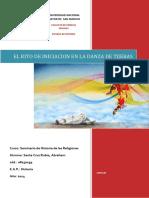 Danza de Tijeras_Monografia