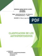 Farmacoantihipertensivos1 130706123815 Phpapp01 (2)