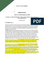 Sps. Sabio vs IBC (2001)