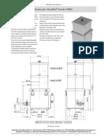 FW20 volumetric feeder