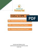 3. 029 RS PERMATA HATI SK Harapan Dan Kebutuhan Privasi