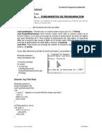Solucion Examen Final Fundamentos de Programacion Sem 2014 II