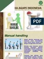 Material Manual Handling