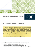 GastronoMÍa Mexicana Actual