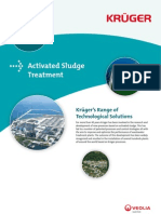 Activated Sludge Treatment