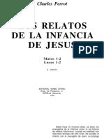 018 Los Relatos de La Infancia de Jesus - Charles Perrot
