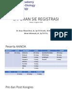 Laporan Registrasi