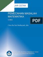 12 Pemecahan Masalah Matematika