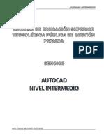 AUTOCAD INTERMEDIO